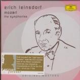 MOZART - Leinsdorf - Symphonies (intégrale)