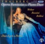 Opera Fantasias for Piano Duet