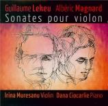 LEKEU - Muresanu - Sonate pour violon et piano en sol majeur