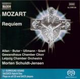 MOZART - Schmuldt-Jensen - Requiem K.626