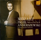 MOZART - Anderszewski - Concerto pour piano et orchestre n°20 en ré mine
