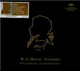 MOZART - Leitner - Sérénade n°9, pour orchestre en ré majeur K.320 'Post