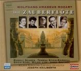 MOZART - Keilberth - Die Zauberflöte (La flûte enchantée), opéra en deux