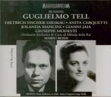 ROSSINI - Rossi - Guglielmo Tell