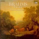 BRAHMS - Fischer-Dieskau - Liebe und Frühling I (Fallersleben), mélodie