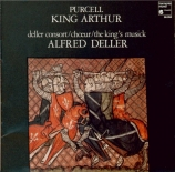 PURCELL - Deller - King Arthur : extraits