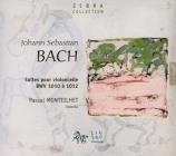 BACH - Montheilet - Suite pour violoncelle seul n°5 BWV 1011