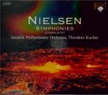 NIELSEN - Kuchar - Symphonies (intégrale)