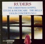 RUDERS - Rothman - Concerto pour violon n°1