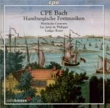 Hamburgische Festmusiken