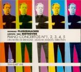 BEETHOVEN - Pludermacher - Concerto pour piano n°1 en ut majeur op.15