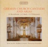 German Church Cantatas and Arias