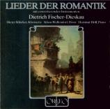 Lieder der Romantik : Neukomm, Kreutzer, Reissinger, Kraussold, etc...