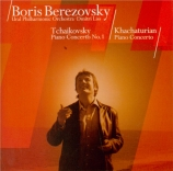 TCHAIKOVSKY - Berezovsky - Concerto pour piano n°1 en si bémol mineur op
