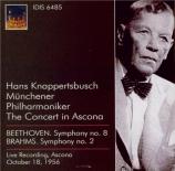 BEETHOVEN - Knappertsbusch - Symphonie n°8 op.93