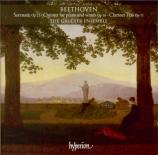 BEETHOVEN - Gaudier Ensembl - Sérénade pour flûte, violon et alto op.25
