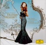 MOZART - Mutter - Concertos pour violon (intégrale)