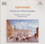 KROMMER - Budapest Wind E - Partita op.57