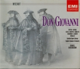 MOZART - Soyer - Don Giovanni (Don Juan), dramma giocoso en deux actes K