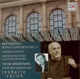 BEETHOVEN - Bronfman - Concerto pour piano n°5 en mi bémol majeur op.73