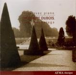 Oeuvres pour piano et cordes Vol.I