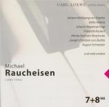 LOEWE - Schwarzkopf - Ballades (Michael Raucheisen edition Vol.7-8) Michael Raucheisen edition Vol.7-8