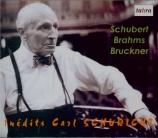 Inédits Carl Schuricht