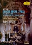 MOZART - Bernstein - Messe en ut mineur, pour solistes, chœur et orchest