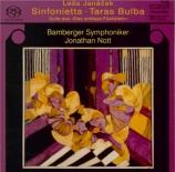 JANACEK - Nott - Sinfonietta pour orchestre op.60
