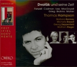 Antonin Dvorak und seine Zeit - Hampson & Friends