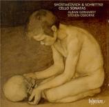 CHOSTAKOVITCH - Gerhardt - Sonate pour violoncelle et piano op.40