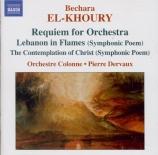 EL KHOURY - Dervaux - Danse des aigles, pour orchestre