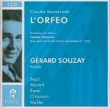 MONTEVERDI - Stokowski - L'Orfeo