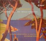 INDY - Krivine - Poèmes des rivages, suite symphonique pour orchestre op