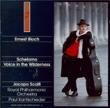 BLOCH - Scalfi - Schelomo