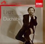 LISZT - Duchable - Douze études d'exécution transcendante, pour piano S