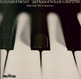 MEYER - Meyer - Piano Preludes (24)