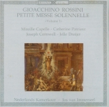 ROSSINI - Immerseel - Petite messe solennelle