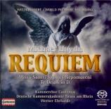 HAYDN - Ehrhardt - Requiem en ut mineur MH.559
