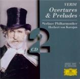 VERDI - Karajan - Oberto, conte di San Bonifacio, opéra en deux actes :