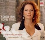 STRAUSS - Kaune - Vier letzte Lieder (Quatre derniers lieder), pour sopr