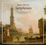 PLEYEL - Griffiths - Symphonie en ré majeur op.3 n°1 B.126