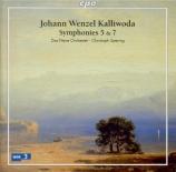 KALLIWODA - Spering - Symphonie n°5 en si mineur op.106