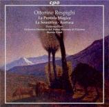 RESPIGHI - Pinti - La sensitiva (Shelley), poème lyrique pour voix et or