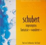 SCHUBERT - Schilhawsky - Quatre impromptus, pour piano op.90 D.899