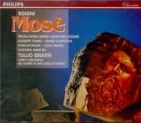 ROSSINI - Serafin - Mosè in Egitto