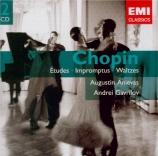 CHOPIN - Anievas - Valses pour piano