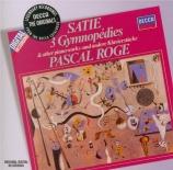 SATIE - Rogé - Trois gymnopédies
