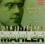 MAHLER - Tabakov - Symphonie n°9
