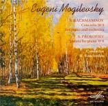 RACHMANINOV - Moguilevsky - Concerto pour piano n°3 en ré mineur op.30